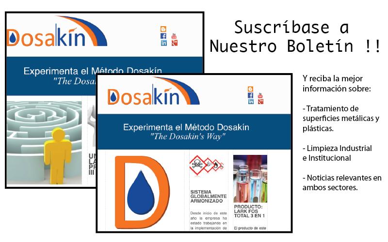 Suscripción al Boletín El Método Dosakin