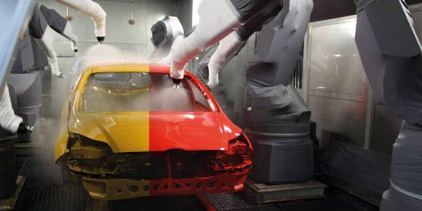 complemento linea pintura solventes purga agua