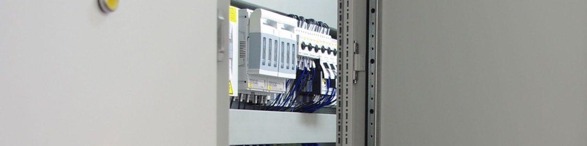 gabinete electrico iluminación tratamiento superficie retie cidec lamparas