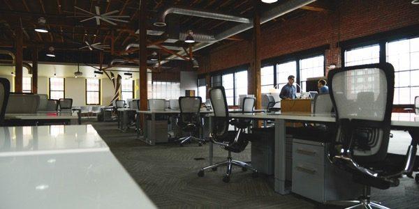 mobiliario oficina estanteria dosakin pretratamiento electrostatica