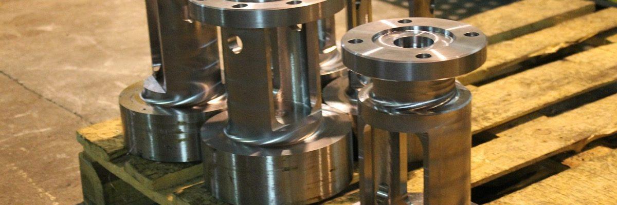 Piezas Metalicas con Proteccion Aceites Anticorrosivos