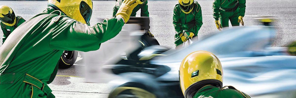 Kluthe en Pits de Formula E
