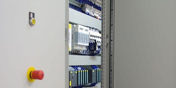 gabinete electrico pretratamiento fosfatizado retie cidec