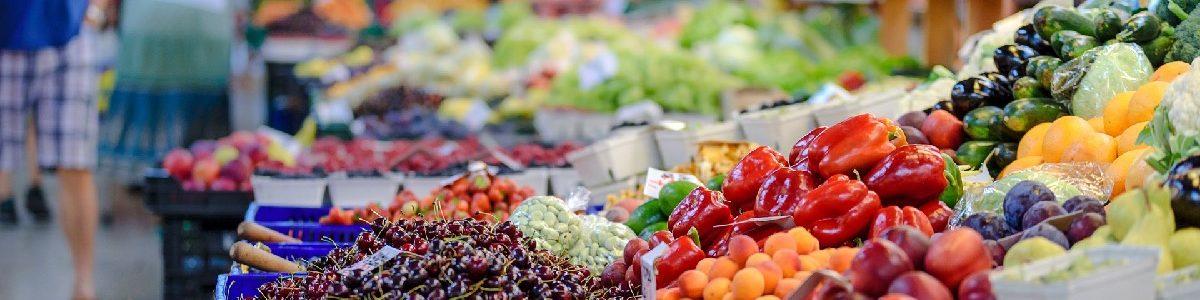 Limpieza y desinfección en la industria alimentaria en Mercados y Plazas