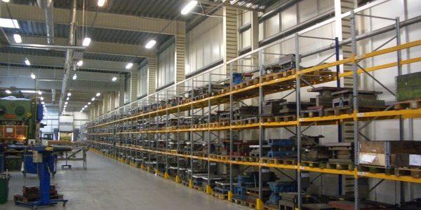 Mantenimiento Industrial de Instalaciones Productivas