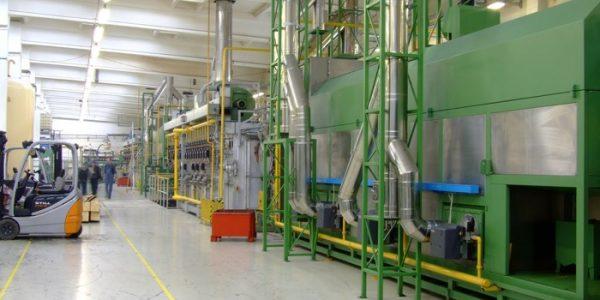 Planta de fosfatado zinc nanoceramico conversion pretratamiento superficies metalicas