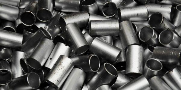 Piezas Metálicas Intermedias procesadas con Desengrasante Protector Anticorrosivo